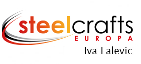 Iva Lalevic at SteelCrafts Europa