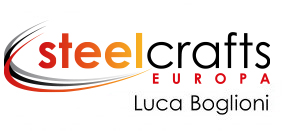 Luca Boglioni at SteelCrafts Europa